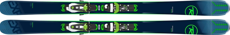 Rossignol zestaw Experience 84 Ai/NX 12 Blk Green