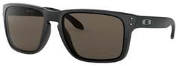 OAKLEY okulary Holbrook XL Matte black/ Warm Grey