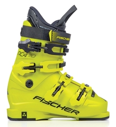 FISCHER Buty RC4 70 Junior Thermoshape Yellow