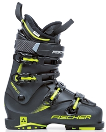 Fischer Buty Cruzar 100  black/yellow