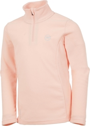 Rossignol bluza juniorska Girl 1/2 Zip Blush
