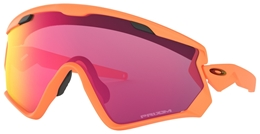 OAKLEY okulary Wind Jacket 2.0 MtNeonOr Prizm Trai