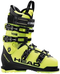 Head buty narciarskie Advant Edge 105 Yellow/black