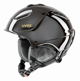 Uvex Kask narciarski P1us pro chrome LTD Black