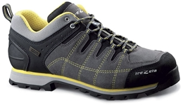 TREZETA Buty Hurricane Evo Low WP Grey Yellow