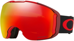 OAKLEY gogle AB XL Obsessed Line Red