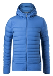 KJUS Kurtka męska Blackcomb Stretch Hooded Blue