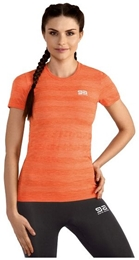 GATTA T-shirt Asica Seamless Zori orange