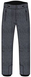 ROSSIGNOL Spodnie Rapide Oxford Pant heather blue