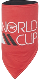 Rossignol chusta World Cup Triangle Crimson