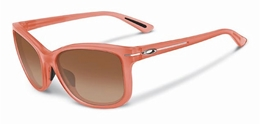 OAKLEY okulary Drop In Frosted Peach VR50BrnGrd