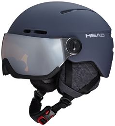 Head kask narciarski Knight Pro anthracite