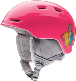 SMITH Kask narciarski Zoom Jr Pink