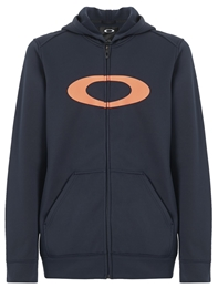 OAKLEY Bluza męska 360 FZ FLEECE