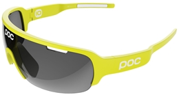 POC okulary Do Half Blade Unobtanium Yellow