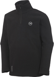 Rossignol bluza juniorska Boy 1/2 Zip Black