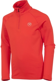 Rossignol bluza jr. Boy 1/2 Zip Warm Stretch