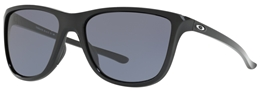 OAKLEY okulary Reverie Polished Black Grey