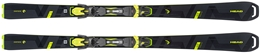 Head narty damskie Super Joy SLR black/neon yellow