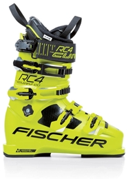 Fischer Buty RC4 Curv 120 Vacuum Full Fit Yellow