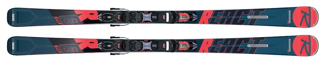 Rossignol zestaw narty REACT R6 Compact /Xpress 11