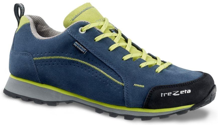 3dfd3762 TREZETA męskie buty trekkingowe Flow WP Blue Green