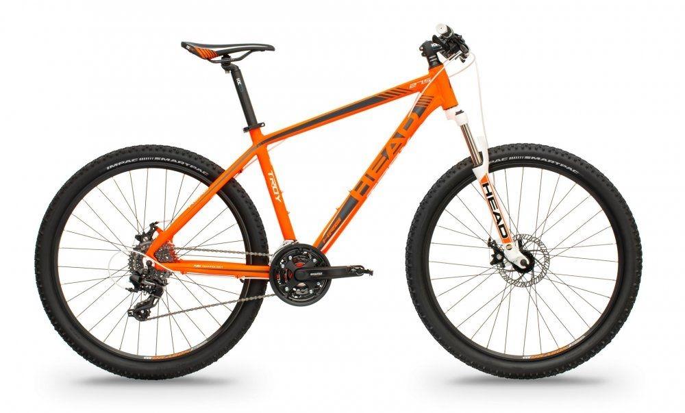 1d1bb6130f790 Head rower górski Troy I MTB 27,5'' orange