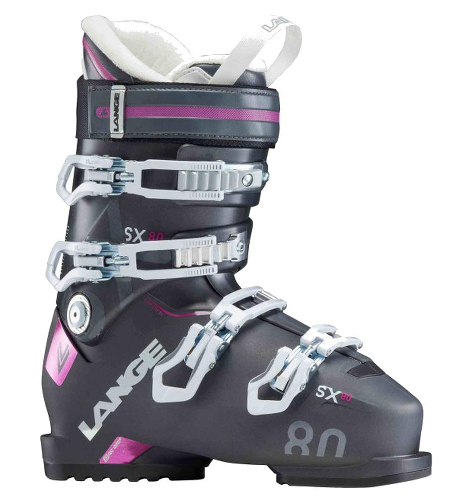 Lange buty narciarskie sx 80 black