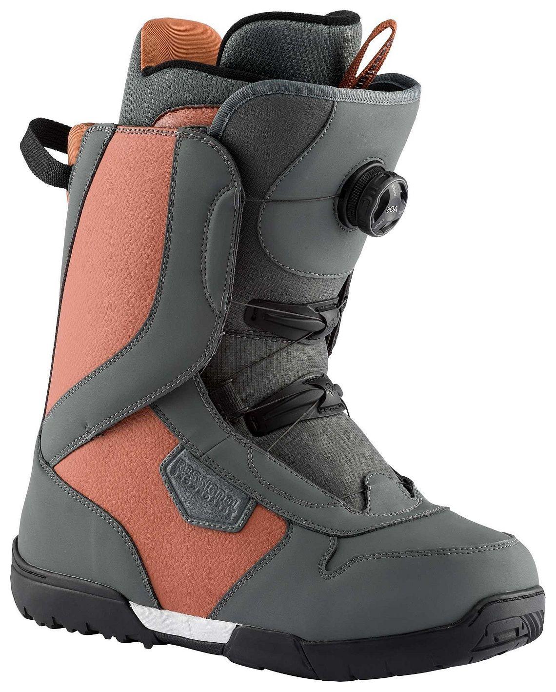 Rossignol Buty Snowboard Crank Boa H3 Color