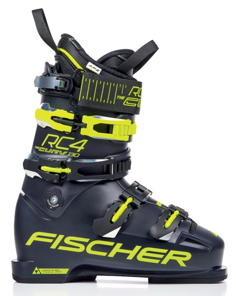Buty narciarskie FiSCHER RC4 THE CURV 130 VACUUM FULL FIT