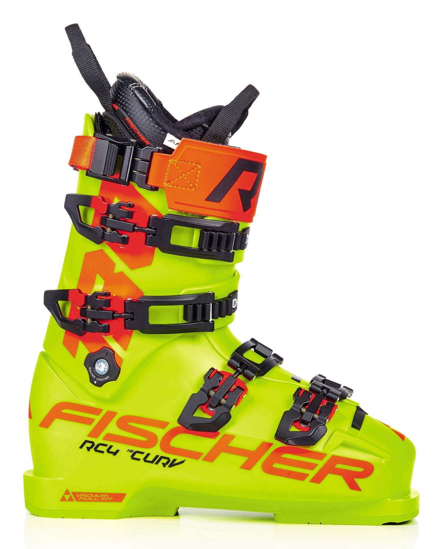 FISCHER Buty RC4 The Curv 130 vff yellow